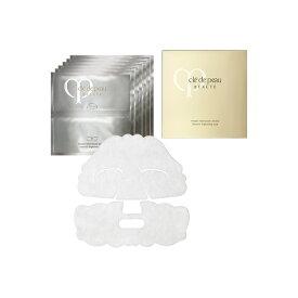 【国内正規品】クレ・ド・ポー ボーテ 資生堂 マスクエクレルシサン(医薬部外品) 6包入り シート状美白マスク Cle de Peau Beaute