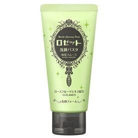 ロゼット 洗顔パスタ 海泥スムース 120g ROSETTE 洗顔フォーム 毛穴すっきり