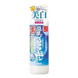 【在庫限り】サナ なめらか本舗 薬用美白しっとり化粧水 200mL SANA スキンケア 保湿 透明感