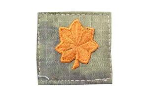 【送料無料】アメリカ陸軍 階級章 少佐 ベルクロ付き ワッペン パッチ 徽章 ATFG D410P06Aug16