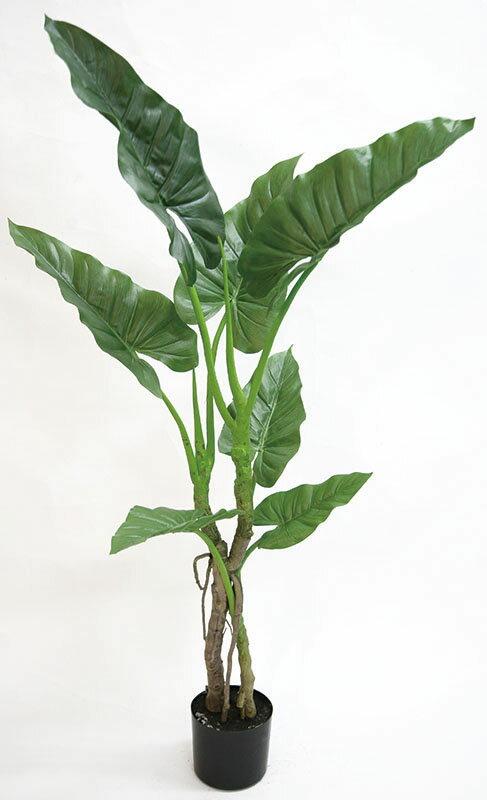 【フェイクグリーン・人工観葉植物・造花】送料無料 フェイクグリーン フィロデンドロン1200