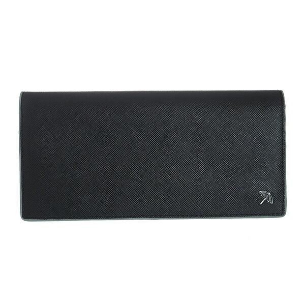 生活用品 メンズ アーノルドパーマー ARNOLD PALMER メンズ 二つ折り 長財布 4AP3038-BK ブラック