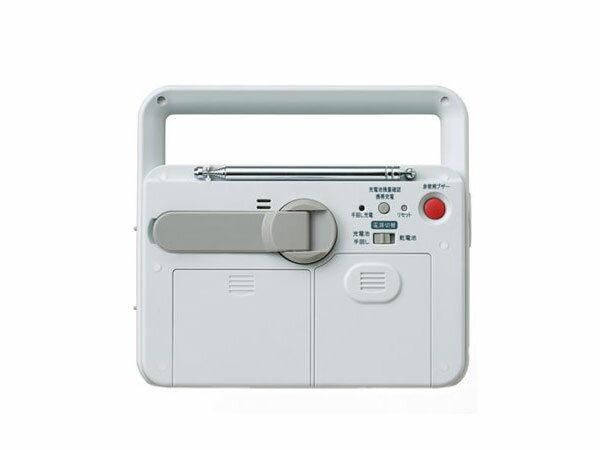 便利雑貨 セイコー SEIKO 目覚まし時計 充電つき防災クロック KR885N