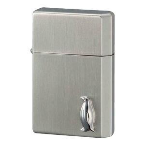 オイルライター ペンギンメタル シルバーサテンお得 な 送料無料 人気 トレンド 雑貨 おしゃれ