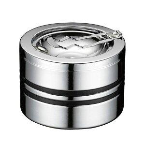 卓上灰皿 クロームラインII プッシュ灰皿お得 な全国一律 送料無料 日用品 便利 ユニーク