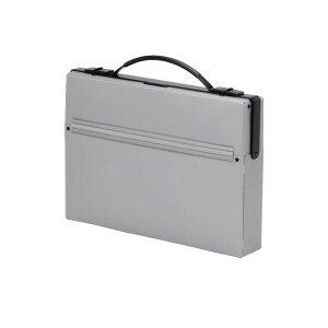 ダレスバッグ A4 A-660 26・シルバーおすすめ 送料無料 誕生日 便利雑貨 日用品