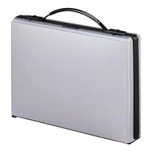 アタッシュバッグ A4 A-661 26・シルバーおすすめ 送料無料 誕生日 便利雑貨 日用品