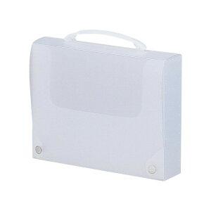 キャリングバッグ ワイド A4 A-7611 1・乳白おすすめ 送料無料 誕生日 便利雑貨 日用品