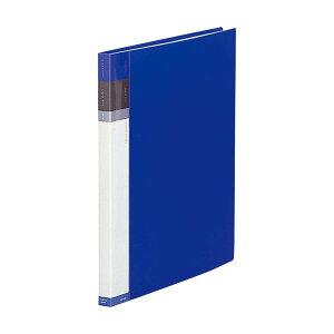 クリヤーブック・ルポ ワイド A4・S型(30穴) ポケット30枚 N-4613 8・青おすすめ 送料無料 誕生日 便利雑貨 日用品