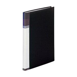 クリヤーブック・ルポ ワイド A4・S型(30穴) ポケット30枚 N-4613 24・黒おすすめ 送料無料 誕生日 便利雑貨 日用品