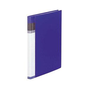 クリヤーブック・ルポ ワイド B4・S型(36穴) ポケット30枚 N-4614 8・青お得 な 送料無料 人気 トレンド 雑貨 おしゃれ