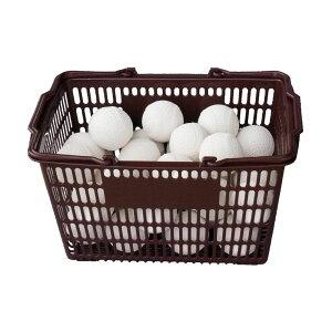 コクサイ KOKUSAI KSプラクティスボールB号 軟式練習球 オフィシャルタイプ 3ダース カゴ付オススメ 送料無料 生活 雑貨 通販