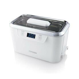 日用品 便利 ユニーク CITIZEN(シチズン) 家庭用 超音波洗浄器 5段階オートタイマー付 SWT710