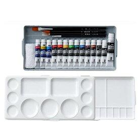 生活日用品 ターナー色彩 ポスターカラー 11ml 三原色スタディーセット(14B) PC14SDB4