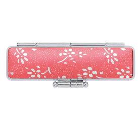 生活日用品 印鑑ケース 銀花 15×60用 ピンク CA-GK1208