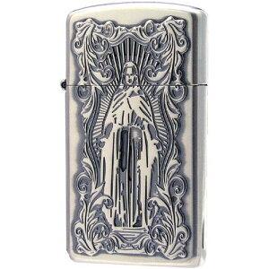 オイルライター ディープエッチング アラベスクマリア スリム 銀いぶし 63210198お得 な 送料無料 人気 トレンド 雑貨 おしゃれ