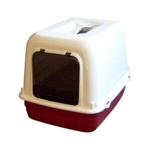 キャットトイレ クリアキャット 10 レッド 72064022PAお得 な全国一律 送料無料 日用品 便利 ユニーク