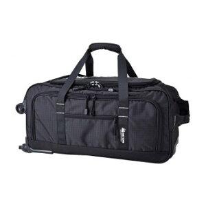 4輪ボストンキャリーバッグ ブラック 33023おすすめ 送料無料 誕生日 便利雑貨 日用品