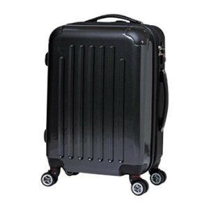 スーツケース Combined Expandable Zipper 40〜46L 80062 ブラックカーボンおすすめ 送料無料 誕生日 便利雑貨 日用品