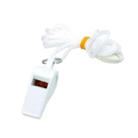 運動会や部活の練習にも使える呼子笛。審判をやる時や、バスガイドさんや警備誘導などのお仕事などにも使えます。時には、防犯グッズとしても使えます。 生産国:台湾 素材・材質:本体:ABS・コルクリング:スチールひ …