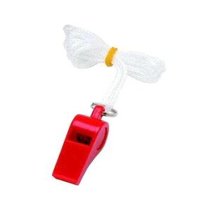 カラーホイッスル 赤 20個セット YO-CWRFオススメ 送料無料 生活 雑貨 通販