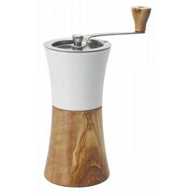 お役立ちグッズ HARIO(ハリオ) セラミックコーヒーミル・ウッド MCW-2-OV□電動コーヒーミル コーヒーメーカー・エスプレッソマシン キッチン家電 関連