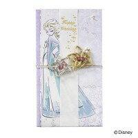 お役立ちグッズ Disneyディズニー デザイン金封 エルサ 5枚セット キ-D311