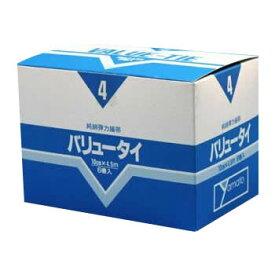 流行 生活 雑貨 ヤマト バリュータイ 純綿弾力ホータイ4号 10cm×4.5m 6巻入 446138