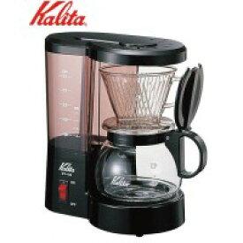 流行 生活 雑貨 Kalita(カリタ) コーヒーメーカー ET-102(ブラック) 41005