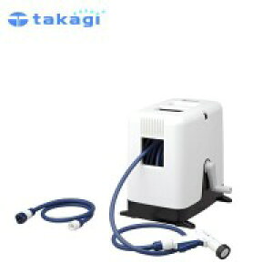 takagi タカギ 園芸散水用品ホースリール オーロラBOXYツイスター(NB30m)お得 な全国一律 送料無料 日用品 便利 ユニーク