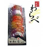 スイーツ・お菓子関連商品 草加せんべい わらべ1000(14枚入)×5箱