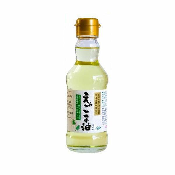 軽食品関連商品 朝日 えごま油 170g 1ケース(12本入)