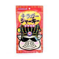 軽食品関連商品 沖縄ハム(オキハム) チラガージャーキー 40g×30個 14010071