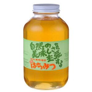 鈴木養蜂場 はちみつ(お徳用) アカシア(AK) 2.4kgお得 な 送料無料 人気 トレンド 雑貨 おしゃれ