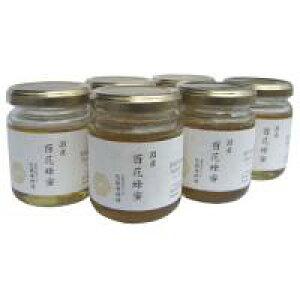 軽食品関連商品 近藤養蜂場 国産百花蜂蜜 140g×6個セット