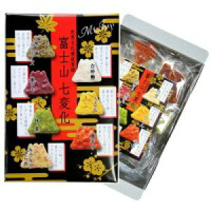埼玉の名産 草加せんべい 富士山七変化30枚入×6箱セットおすすめ 送料無料 誕生日 便利雑貨 日用品