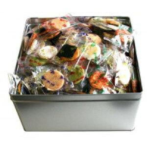 埼玉の名産 小丸せんべい☆美ッ久寿(ミックス)小丸 400g ×2缶セットオススメ 送料無料 生活 雑貨 通販
