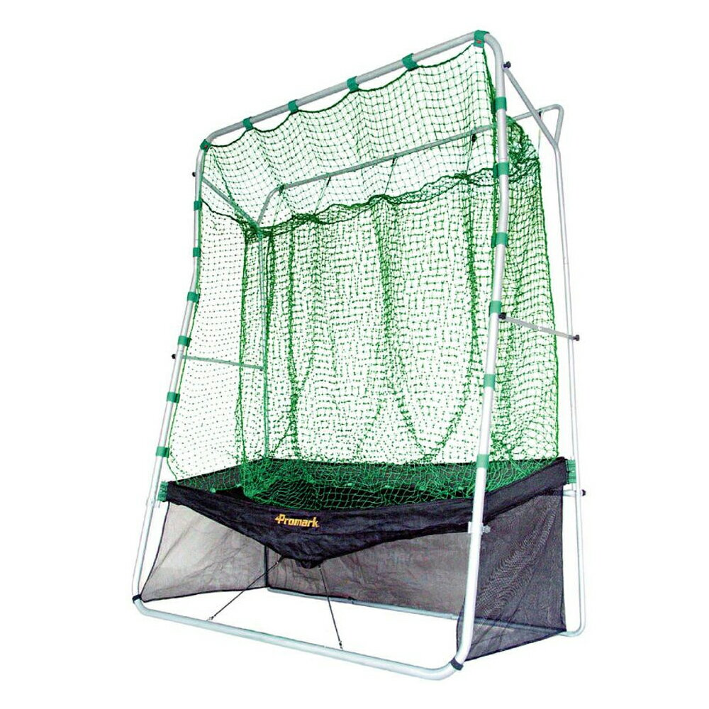 スポーツ・アウトドア関連商品 Promark プロマーク バッティングトレーナー・ネット連続 ソフトボール対応 HTN-88