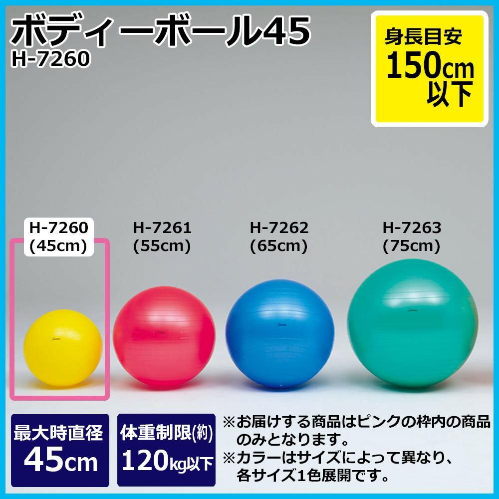 スポーツ 関連商品 ボディーボール45 H-7260