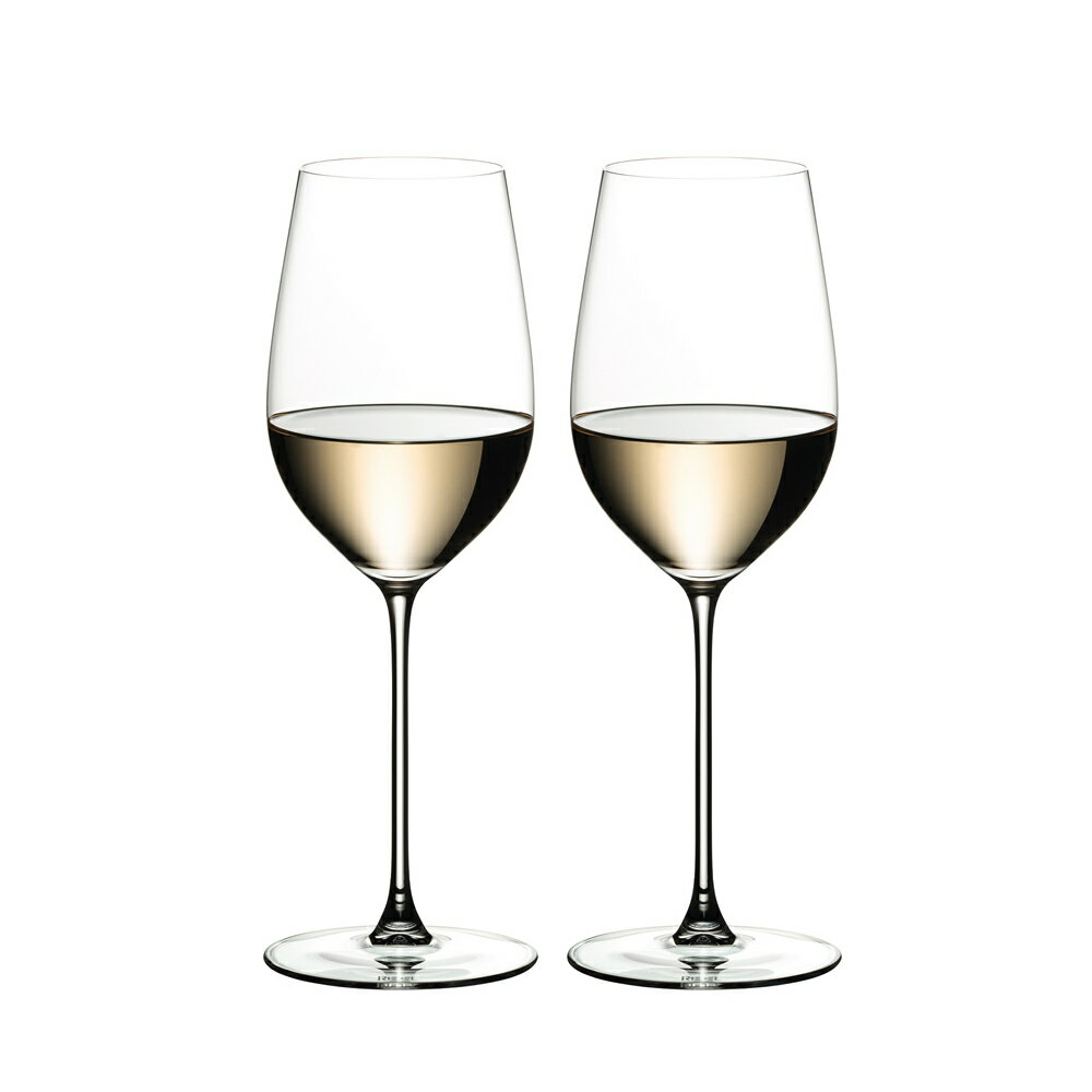 リーデル ヴェリタス リースリング/ジンファンデル ワイングラス 6449/15 (395cc) 2脚箱入 668