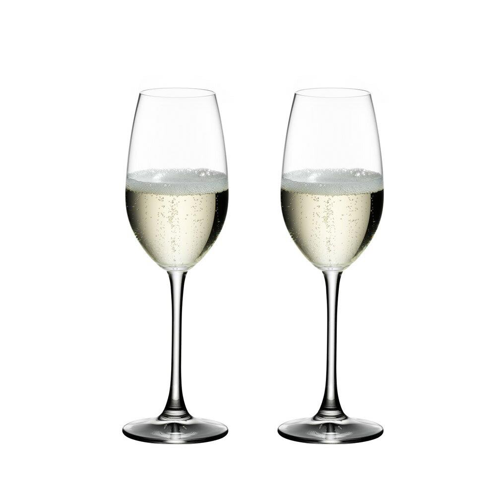 食器 リーデル オヴァチュア シャンパーニュ ワイングラス 260cc 6408/48 2脚セット 617
