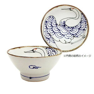 食器 関連商品 食器 ご飯茶碗 関連 波佐見焼 kotohogi くらわんか碗 鶴 18195 オススメ 送料無料