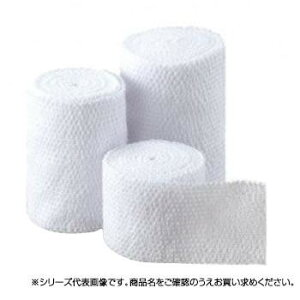 日用品 便利 ユニーク 日本衛材 伸縮包帯 シェルタイ・P Lサイズ 7.5cm×3.8m(伸長) 10巻 NE-33 □衛生用品 関連商品