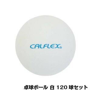 卓球ボール 120球入 ホワイト CTB-120オススメ 送料無料 生活 雑貨 通販