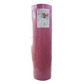 日用品 便利 ユニーク ペット用品 ディスメル クリーンワン(消臭シート) フリーカット 90cm×4m レッド OK920