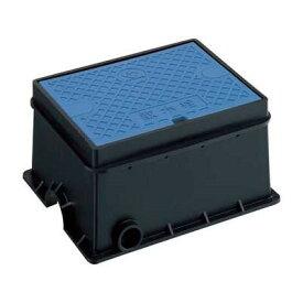 散水栓ボックスセット 青 R81-91S-Bオススメ 送料無料 生活 雑貨 通販