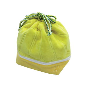 マチ付保冷巾着 レモン ISE-0262オススメ 送料無料 生活 雑貨 通販