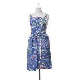 台所用品 Dena Home Exotic エプロン(ジャンバースカート) NV DC-180315/おしゃれなエプロン