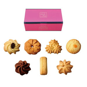 日用品 便利 ユニーク スイーツ お菓子 クッキー詰め合わせ ピーチツリー ピンクボックスシリーズ アラモード 3箱セット/美味しいクッキーの詰め合わせ