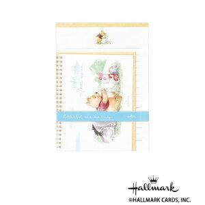 ディズニー 便箋封筒セット プーと花飾り 6セット 669577おすすめ 送料無料 誕生日 便利雑貨 日用品